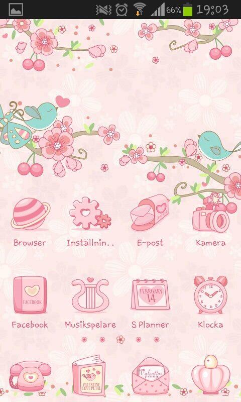 cute theme for phone