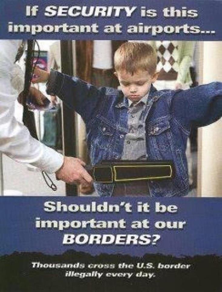 why is border security important Borders are also the points at which to collect important intelligence information  gleaned from seizures, arrests, and documents can provide leads useful to.