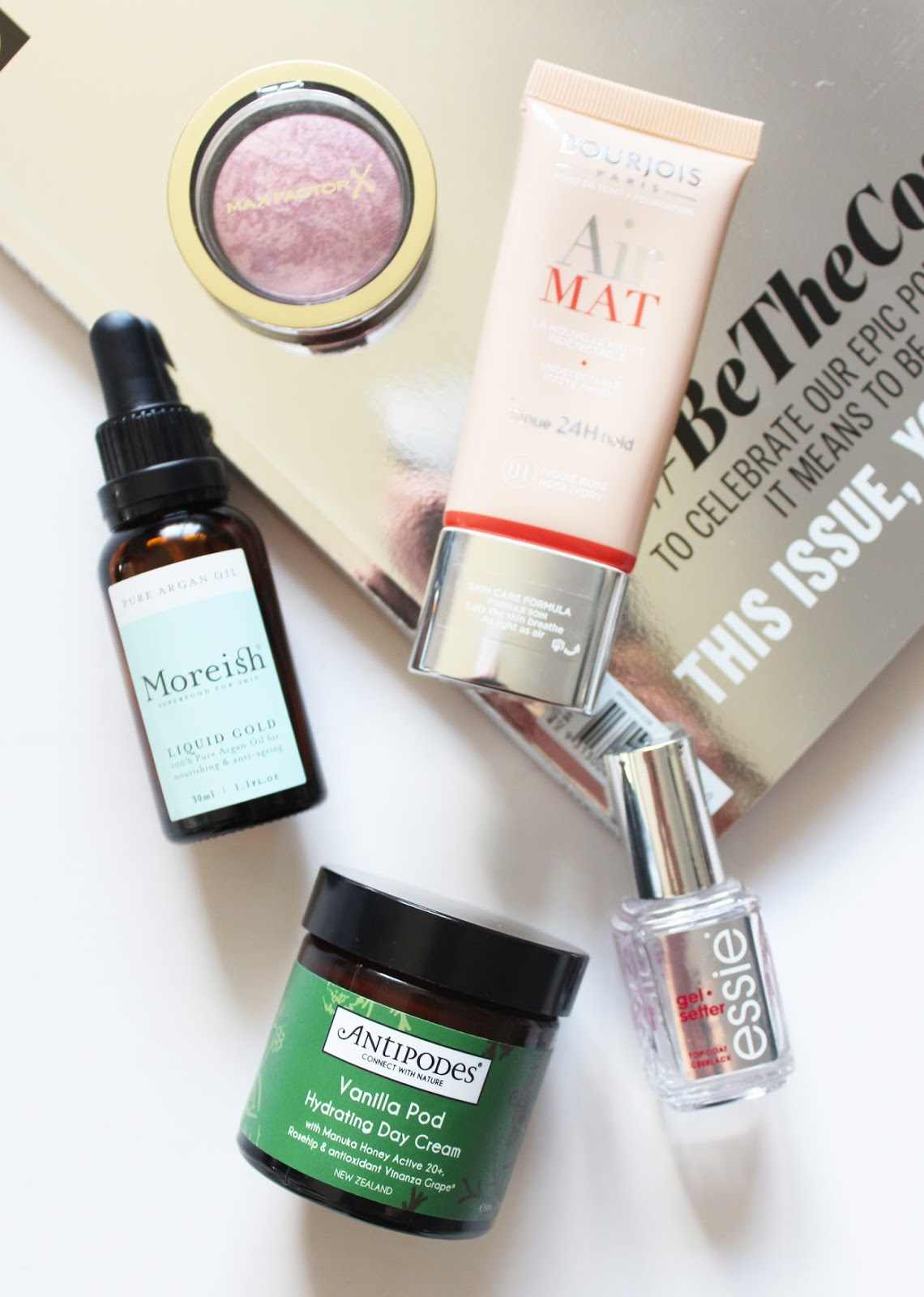 MOST LOVED | October '15 - Max Factor, Moreish Skincare, Antipodes, Essie, Bourjois - CassandraMyee