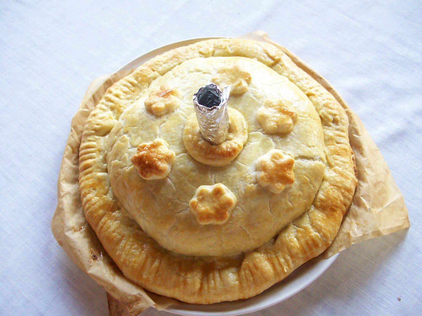 Pork Pie Leaking English Pork Pie