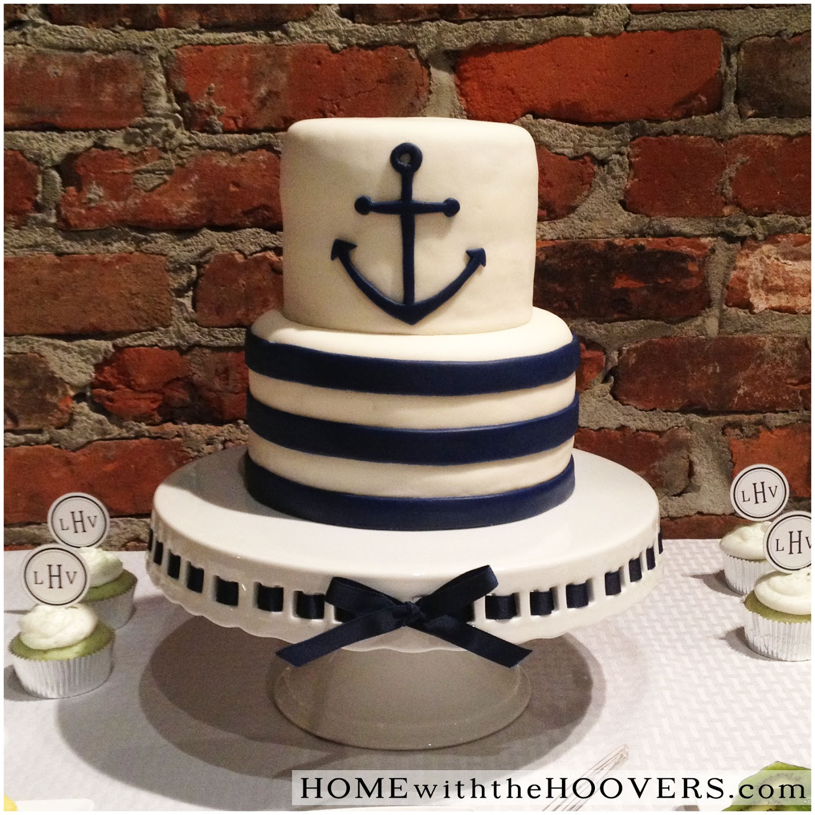 I Made The Cake Myself. This Was My First Fondant Cake And After  Researching Every Tutorial On Pinterest That I Could Find, Iu0027m Really Happy  With How It Cam ...