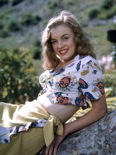 Norma Jean Mortenson (Marilyn Monroe)