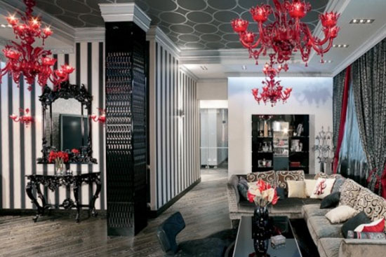 Avl living concept tips for glamourous interior design space for Glam interior design