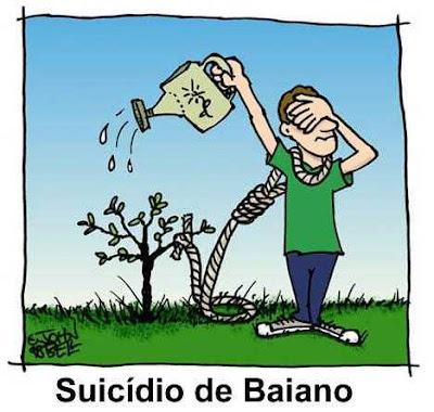 Suicídio de Baiano