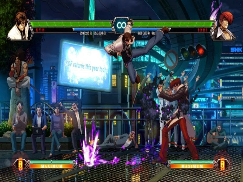 king of fighters game online full version