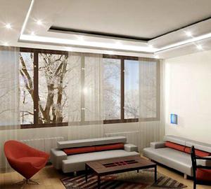 teknologi anda contoh desain ruang tamu minimalis