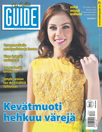 baltic guide huhtikuu 2015, baltic guide, guide, tarjoukset