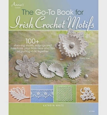 Go-to Irish Crochet Book