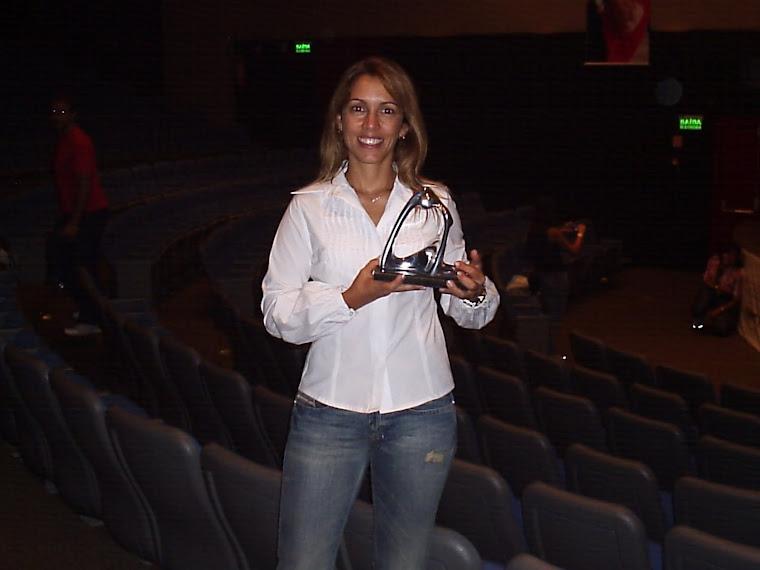 Personal Trainer do ano março de 2011
