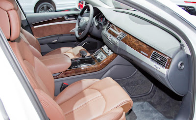 2014 audi a8 tdi quattro interior photos 1280x782