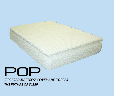 """POP"" Mattress and Topper"