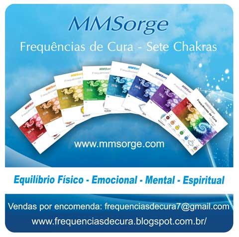 FREQUÊNCIAS DE CURA - SETE CHAKRAS