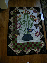 My favorite quilted project