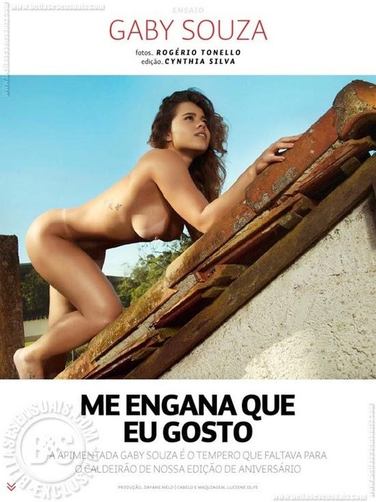 Sexy da Carol Dias - Flavia Monti  - Gaby Souza - 208