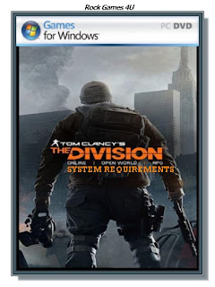 Tom Clancy The Division Cover PC System Requirements