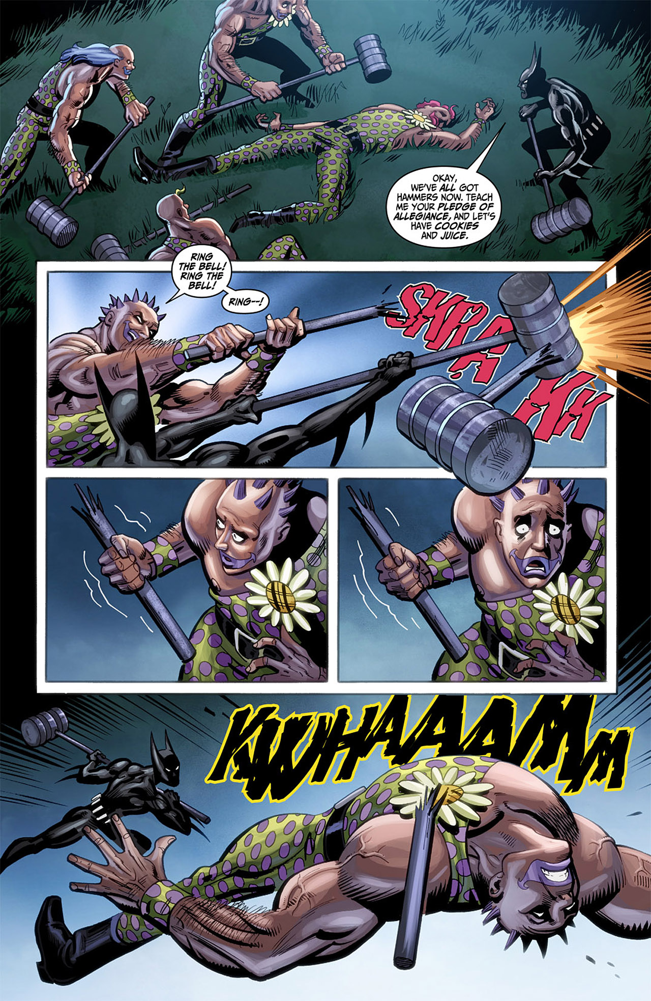 Batman Beyond (2012) Issue #2 #2 - English 8