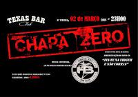 Chapa Zero no Texas Bar