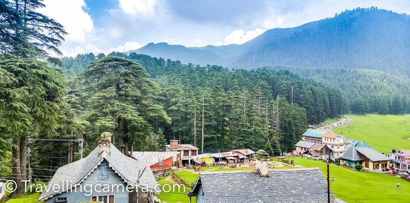 Lush green meadows, grazing sheeps, beautiful cottages, high deodars and high hills of Khajjiar makes it a popular destination for traveller, explorers and tourists from India & abroad. Khajjiar is also known as mini Switzerland of India. Khajjiar is located on the way from Dalhousie and Chamba. This Photo Journey shares more about the ways to reach Khajjiar and other interesting things to explore & do around Khajiar/Dalhousie.How to reach?Here I am sharing details about reaching Khajjiar from Delhi and then will share some pointers about options from Chandigarh, Amritsar, Jalandhar etc. HRTC bus for Chamba starts from Delhi at 7pm. The link shares has more details about booking bus from Delhi to Dalhousie. The one which starts at 7pm is 2*2 AC bus. Apart from this 2 ordinary buses go from Delhi to Chamba/Dalhousie. Any of these buses can drop you at Dalhousie, which is closest main station near Khajjiar. Khajjir is just 22 kilometers from Dalhousie.   Other option to reach Khajjiar is by taking a train from Delhi to Pathankot. From Pathankot, you can either hire a taxi or board local bus from Dalhousie. Please note that most of the buses going to Chamba can drop you at Dalhousie but there is rare possibility to find direct bus for Khajjiar. There are few buses from Dalhousie to Chamba which cross through Khajjiar. There is one which starts from Dalhousie at 9:15am. When I was staying in Dalhousie, I chose to take this bus to reach Khajjiar and then took 2:30pm bus to come back. Expect lot of passengers in these buses between Dalhousie and Khajjiar.   If you are coming from other cities like Chandigarh, Amritsar, Jalandhar, Dharmshala or Shimla; there are various bus routes. Check HRTC, PRTC websites to know timings. Apart from these private buses are also available for Dalhousie. Hope these details are helpful. If not, please drop a comment with your specific question and I will try to share appropriate details. Let's talk about options to stay around Khajjiar. Whe