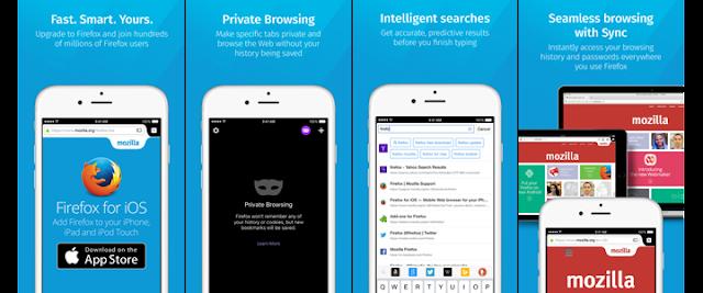 AppStore Mozilla Firefox ücretsiz indir