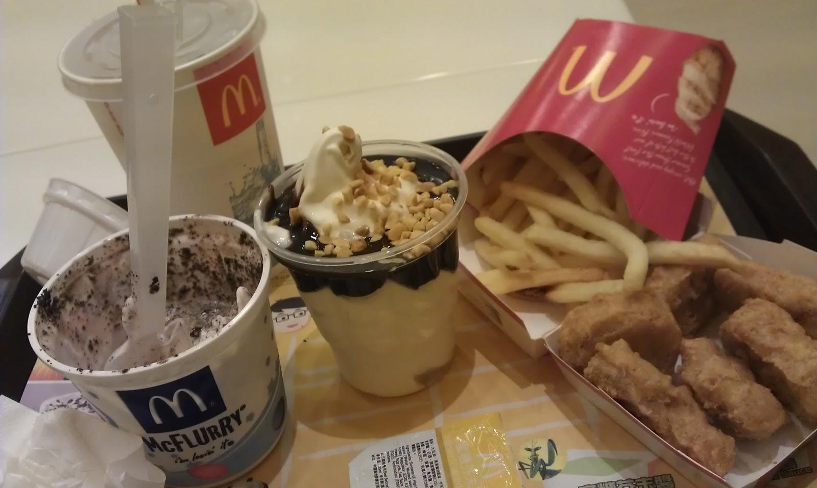 McDonald's Around the World: October 2011