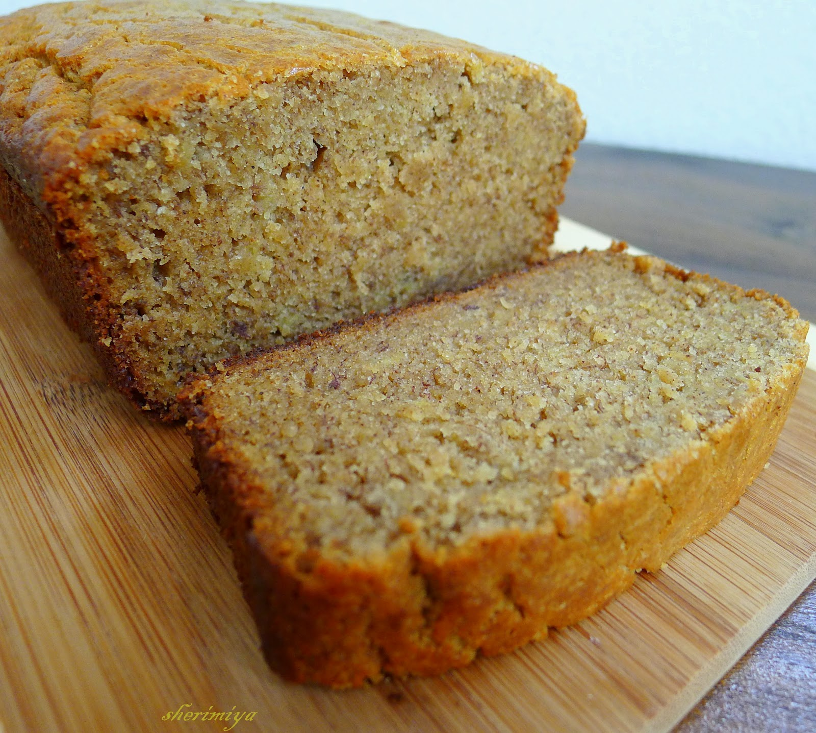 Happy Little Bento: Gluten-Free Adventures: Banana Bread