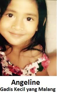 Angeline Gadis Kecil yang Malang