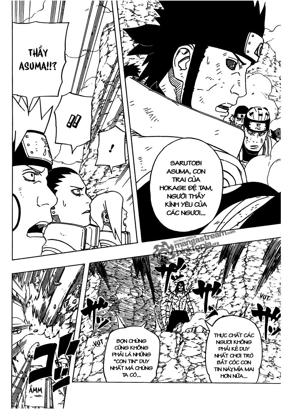 Naruto chap 530 Trang 6 - Mangak.info