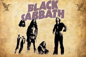 #8 Black Sabbath Wallpaper