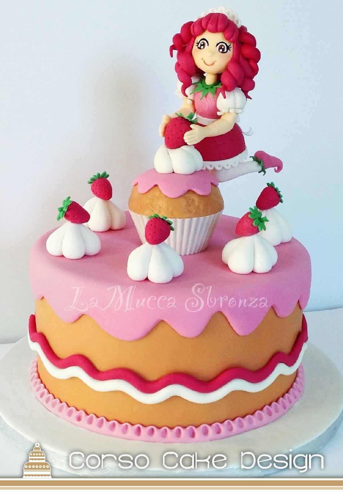 Muccasbronza: Una fata in cucina... corsi di cake design!