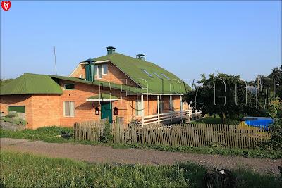 Дом местного попа