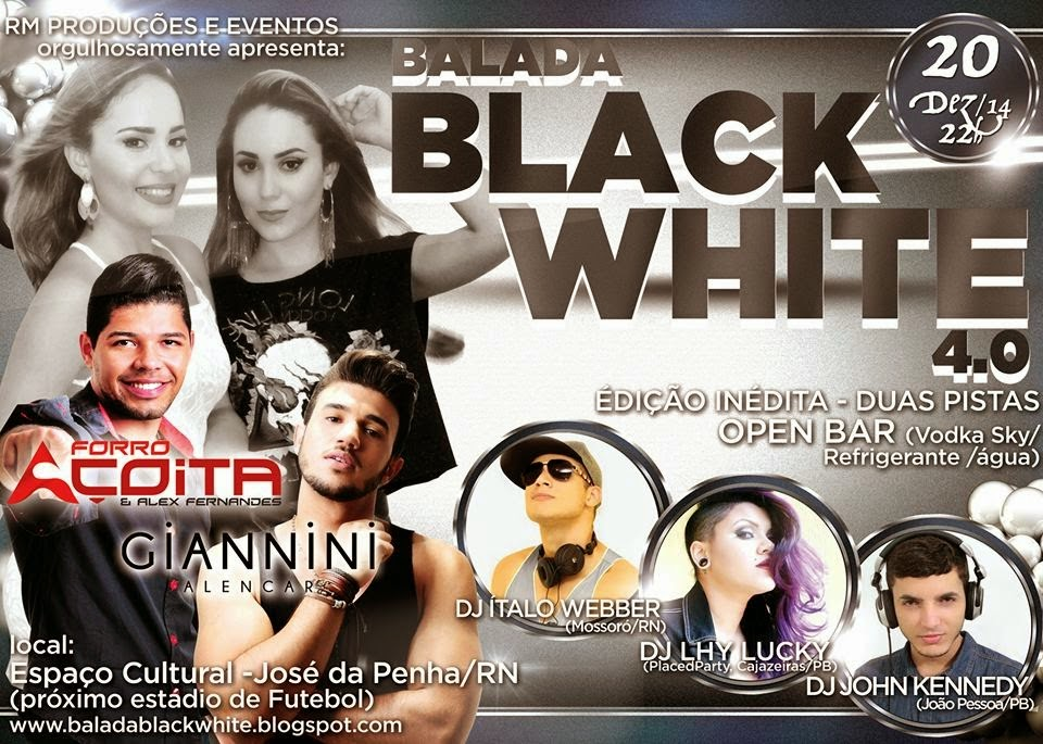 Balada Black White 4.0