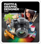 Xara Photo & Graphic Designer MX 2013