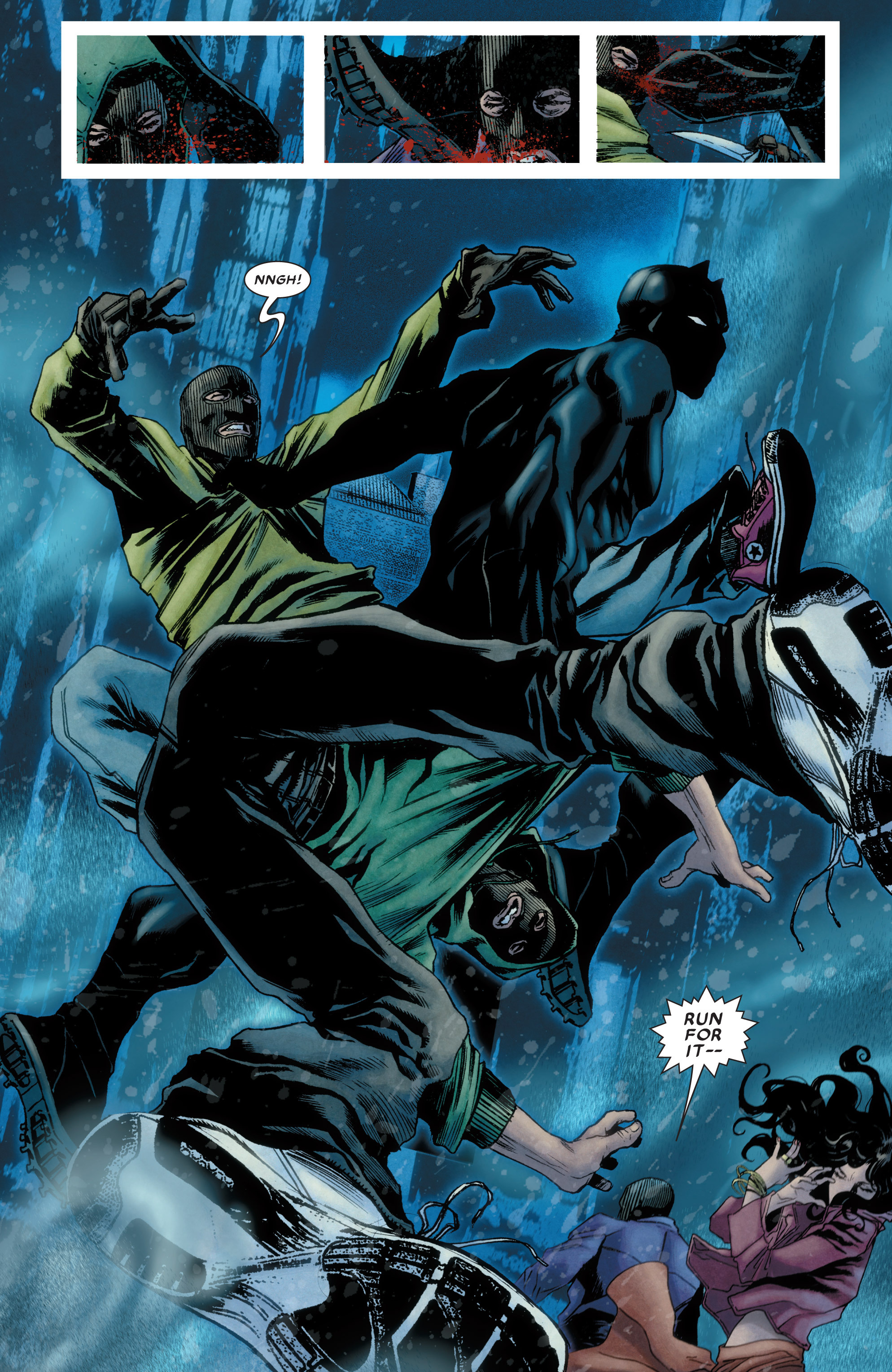 Read online Daredevil (1998) comic -  Issue #512 - 16