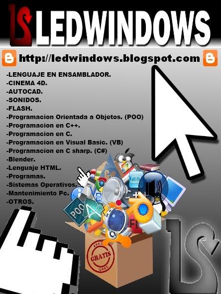 Ledwindows