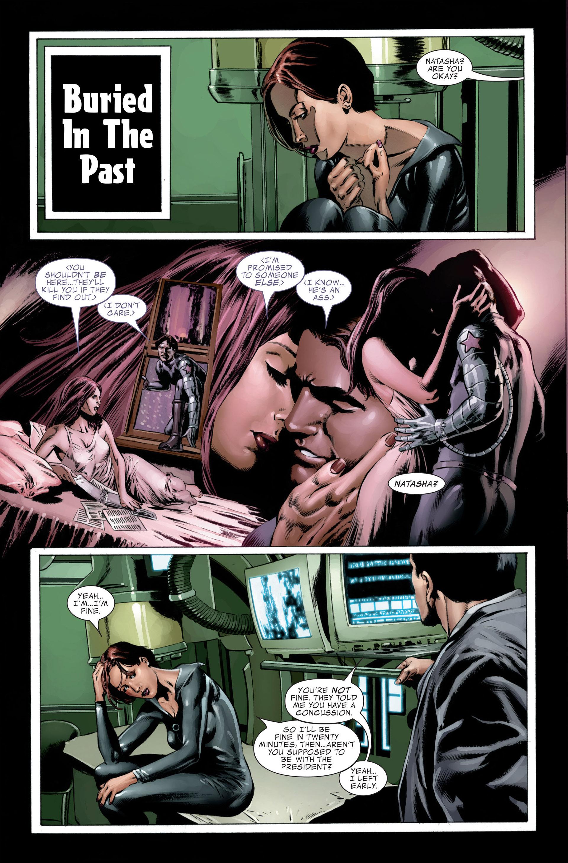 Captain America (2005) Issue #27 #27 - English 21