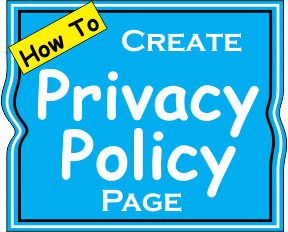 Create privacy policy page wordpress responsive