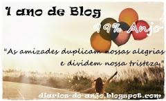 SELINHO DE UM ANO DO DIARIO-DOS-ANJOS