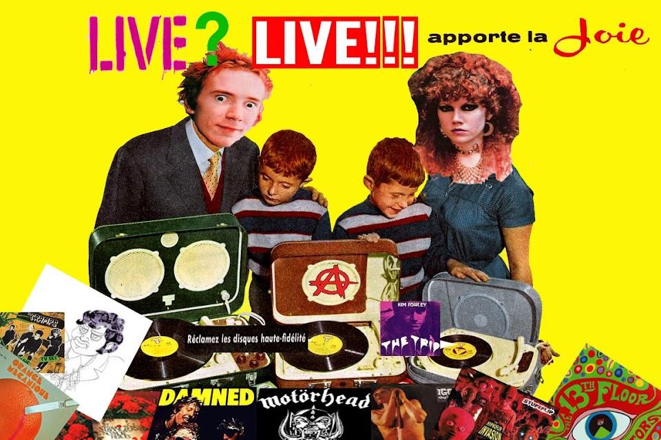 Live ? live !!!