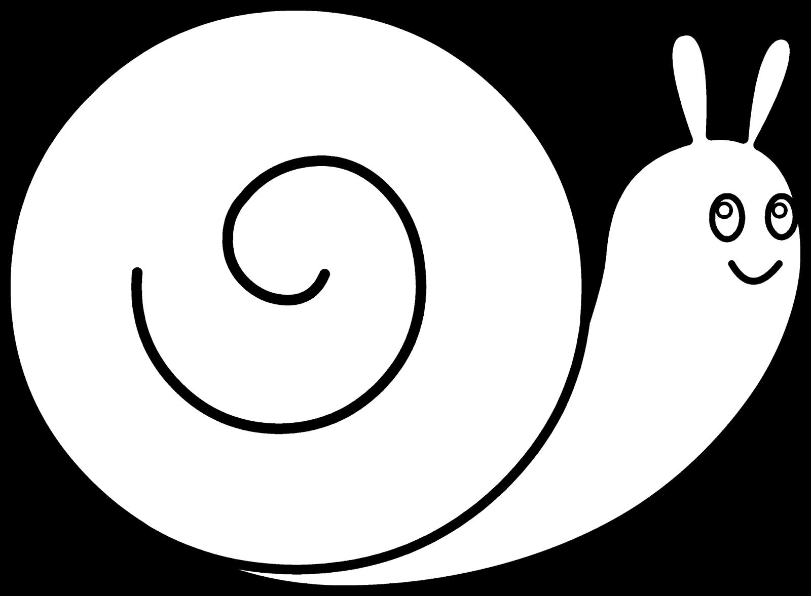 Bauzinho da web ba da web lindos desenhos de caracol - Clipart escargot ...