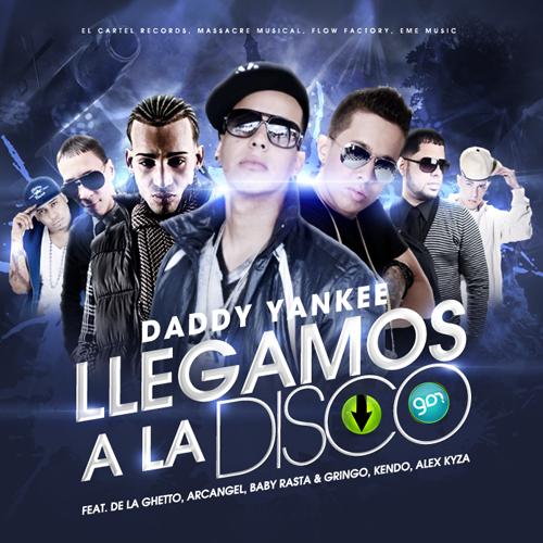 Download image Daddy Y Yankee Llegamos A La Disco PC, Android, iPhone