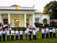 Inilah Daftar dan Video Menteri Kabinet Kerja Jokowi-JK