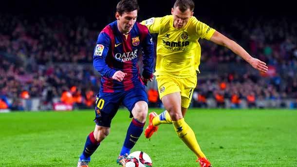 El FC Barcelona se centra la vuelta de semifinales de Copa del Rey ante el Villarreal