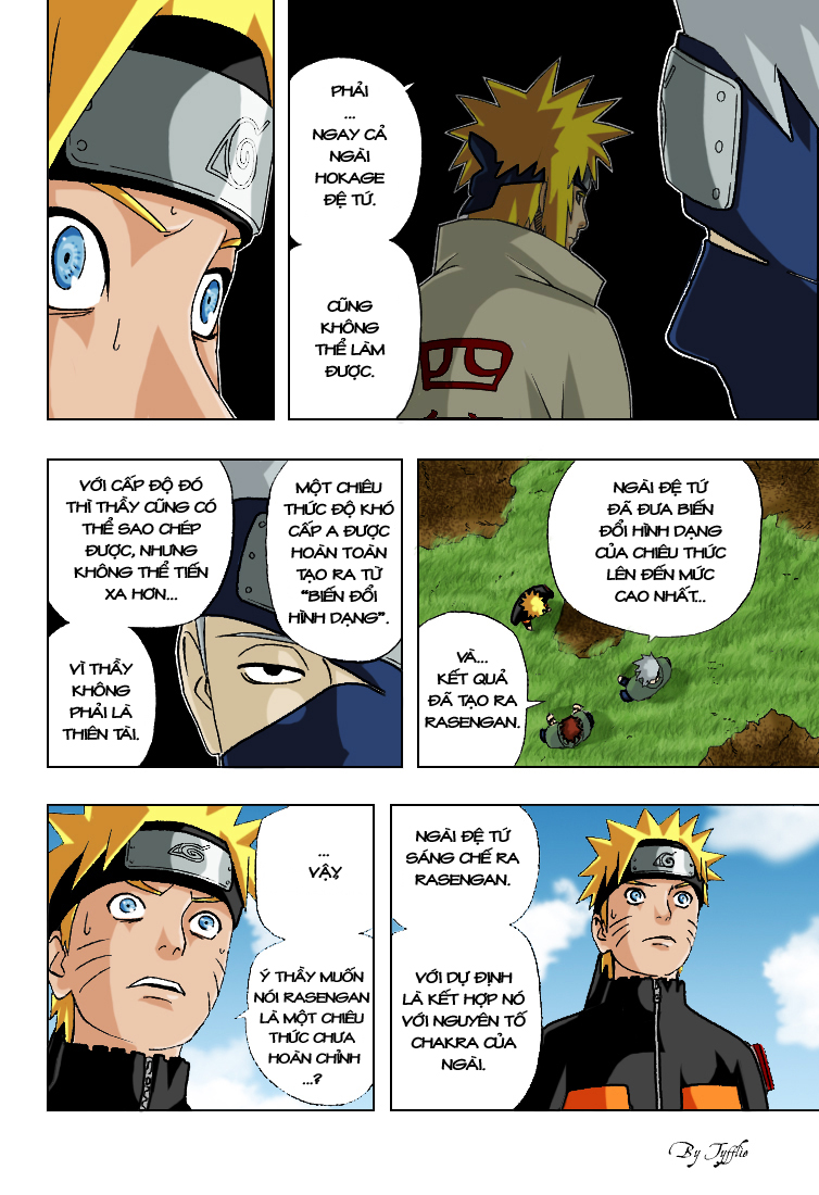 Naruto chap 321.Color Trang 10 - Mangak.info