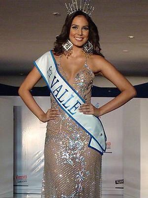 Miss Colombia 2010 - María Catalina Robayo Vargas