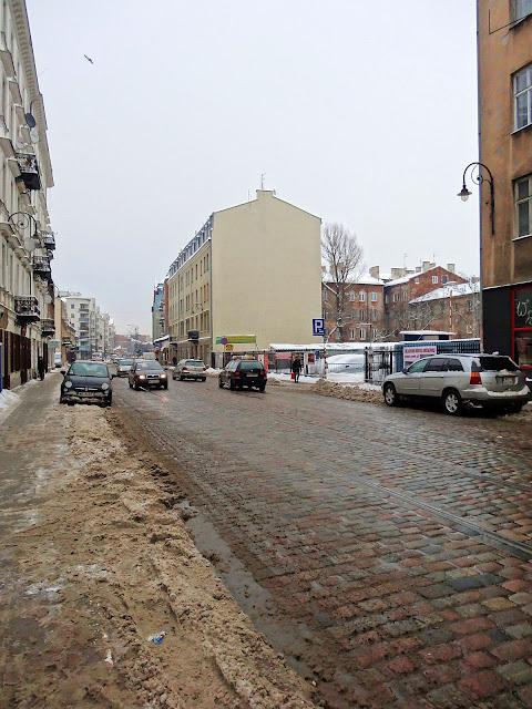 Ulica Ząbkowska to ikona Pragi.