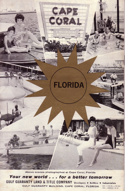 Cape Coral Florida 1950's