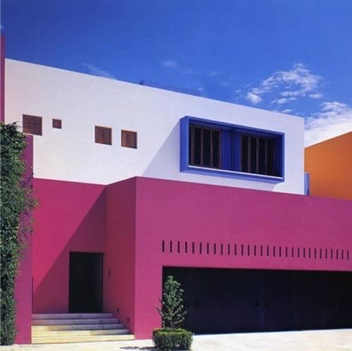 yum.: minimalist mexican architecture