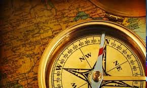 homage to the map and compass