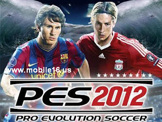 Pro Evolution Soccer 2012 Java | Mobile16320