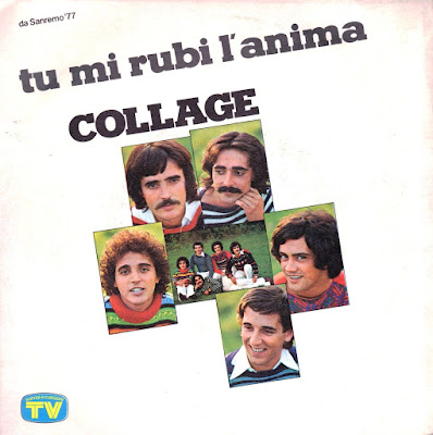 Anni 70 - I Collage - Tu mi rubi l'anima